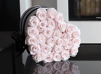 Fleurs de Paris Rosen roses Rosenbox Infinite Love Collection